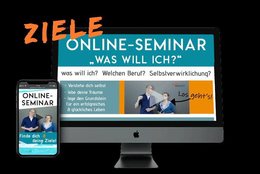 Online-Seminar: jetzt anmelden