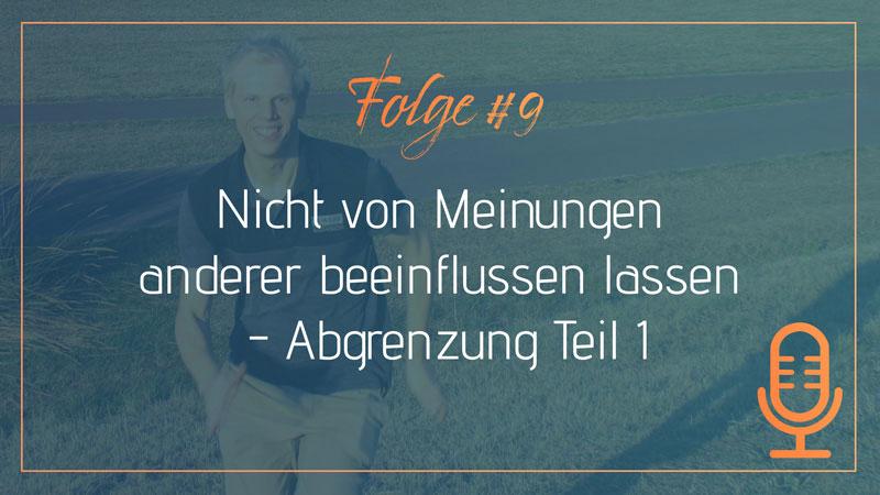Tobias Klose Abgrenzung Podcastfolge #9