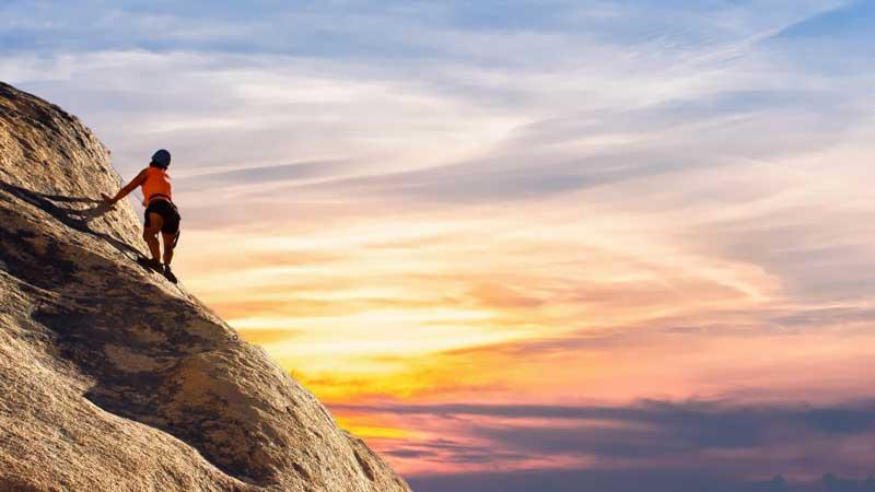 7 Schritte deine Leidenschaft finden und damit reich werden - mutig sein und los gehen